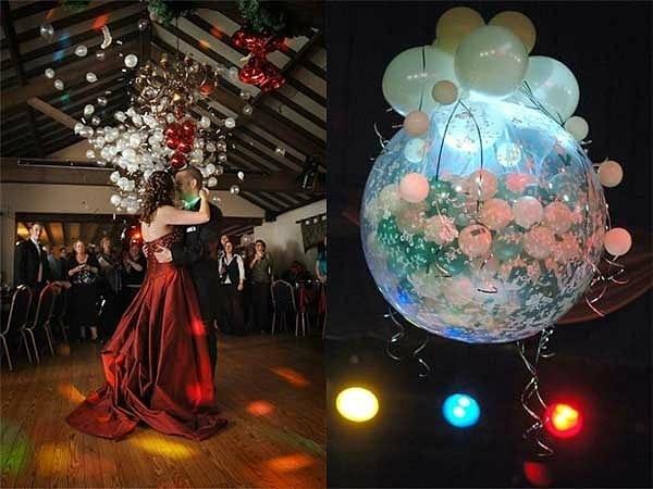 Избранное.  Оформление свадеб тканью, воздушными шарами.